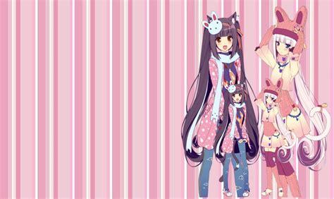 wallpaper anime pink pink anime wallpapers group 72