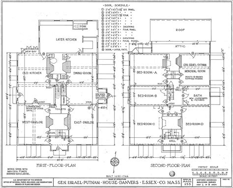 floor plan for mansion house plan