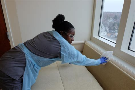how the hospital s cleaning staff can help save your
