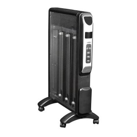 newair 1500 watt radiator micathermic space electric
