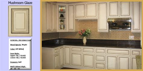 Glazed White Cabinets Kitchencabinetsnews White Kitchen Cabinets With Glaze