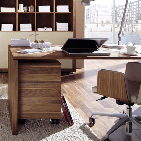 home office desks wood modern office cubicles best