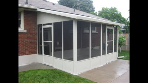 Patio Rooms by An Awesome Way To Bug Proof Your Patio Vista Screen