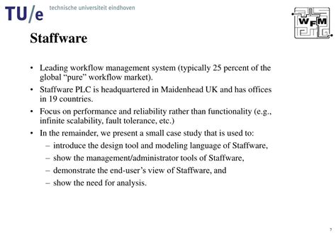 staffware workflow ppt workflow management systems functions