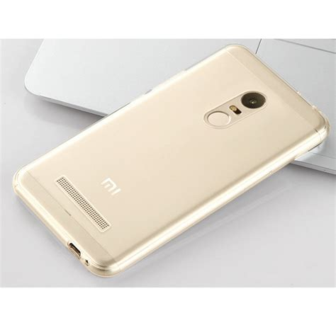 Ume Ultra Thin Tpu Xiaomi Redmi Note3 Redmi Note 3 Pro Original funda de gel fina ultra thin 0 3mm transparente xiaomi