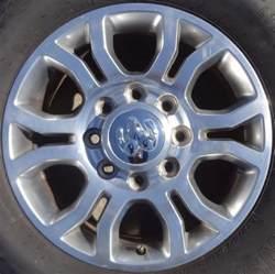 2013 Dodge Ram Wheel Bolt Pattern Dodge Ram 3500 2476p Oem Wheel 1ud29xzaaa Oem Original