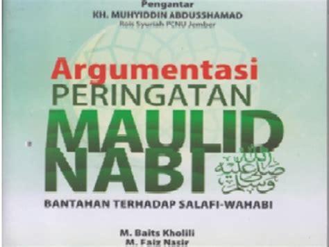 Leadership Of Muhammad Saw Lkis Pustaka Pesantren argumentasi peringatan maulid nabi nu