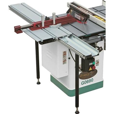 sawstop new sliding table