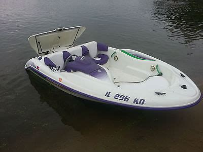 sea doo boat with trolling motor 1995 sea doo speedster boats for sale