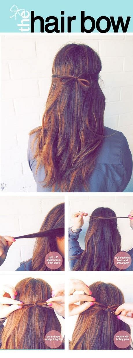 Cool Hairstyles For Easy by Cool Easy To Do Hairstyles