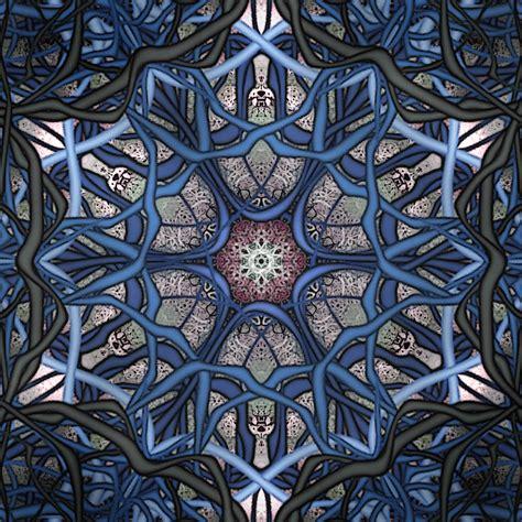 symmetrical pattern in art symmetrical pattern by miliballe on deviantart