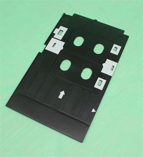 R280 Id Card Tray Template by Pvc Id Card Tray Epson R260 R270 R280 R290 Epson Card