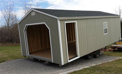 canadas   shed sheds garages north country