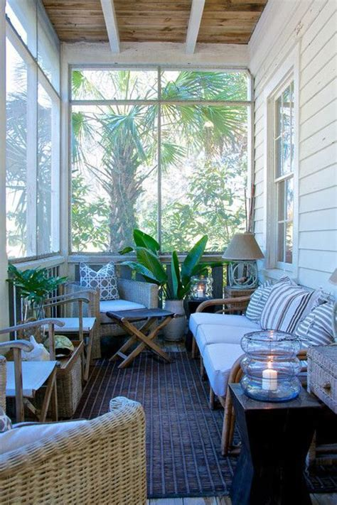 brighter home   beautiful sunroom ideas