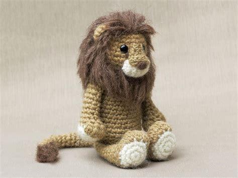 amigurumi pattern lion lion amigurumi son s popkes