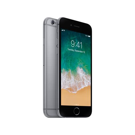 iphone 6s 64gb space grey certified pre owned