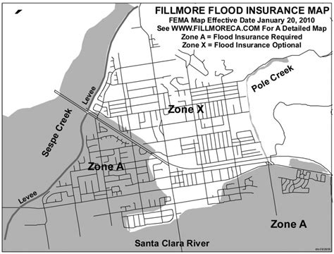 fema firm maps fema flood insurance update the fillmore gazette