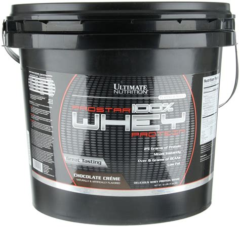 Prostar Whey 10 Lb Ultimate Nutrition Prostar 100 Whey Protein For Sale In