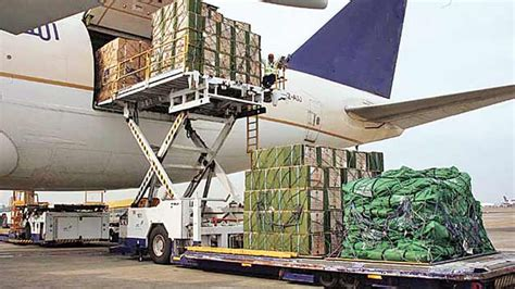 india  bright spot  slowing air cargo global market