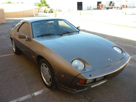 old porsche 928 brown 1983 porsche 928s for sale buy classic volks