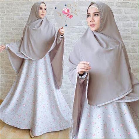 Baju Gamis Polos Balotelli Busana Muslimah Superior Quality vkoy boutique supplier butik hijabers