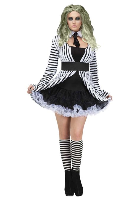 womens costumes womens beetlegeuse baby costume