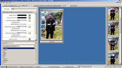themes untuk java software pembuat tema nokia s40 dan symbian yang umum di