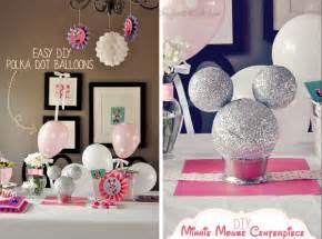 minnie mouse party decorations party favors ideas