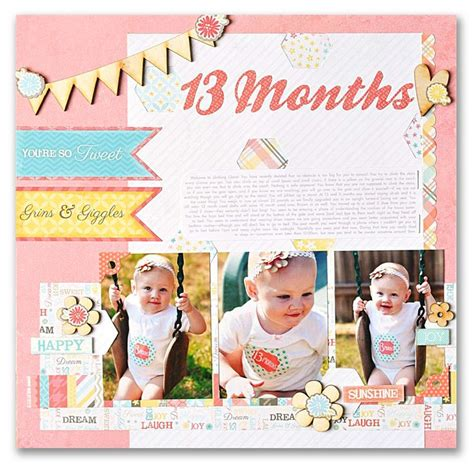 scrapbook layout with lots of pictures papercraft scrapbook layout great composition lots of