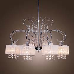 Contemporary Bedroom Chandeliers Max 40w Chandelier Modern Contemporary Chrome Feature