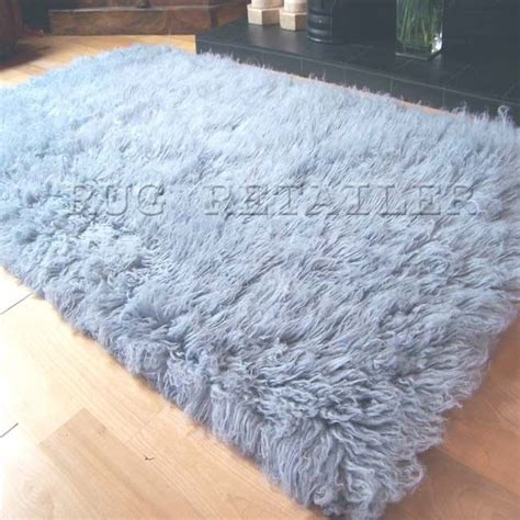 duck egg rugs uk flokati rugs in duck egg blue nest