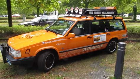 volvo 740 rally car volvo 940 safari rally estate for expedition trials