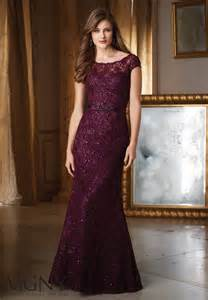lace evening dress style 71423 morilee