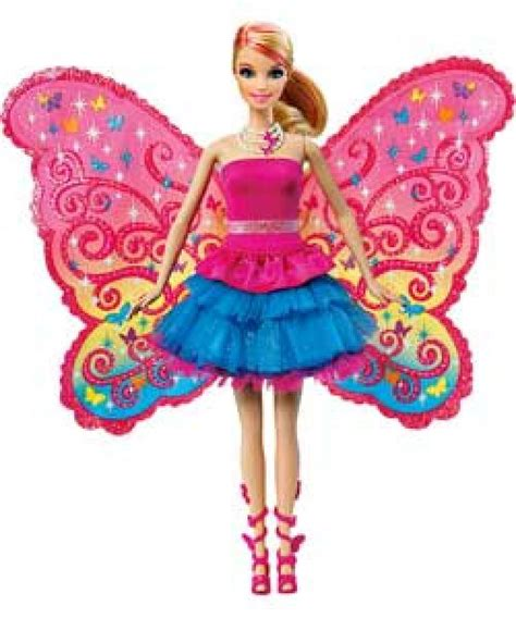 doll wings a secret 2 in 1 dress and wings doll toys