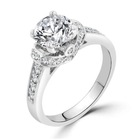 ideas about reasonably priced engagement rings