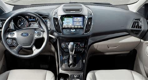 ford escape hybrid interior ford engine