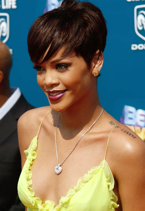 rihanna roman numeral tattoo numeral tattoos designs ideas and meaning tattoos