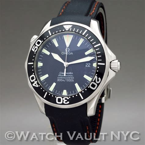 300m to feet omega seamaster professional sword hands 300m 2254 50