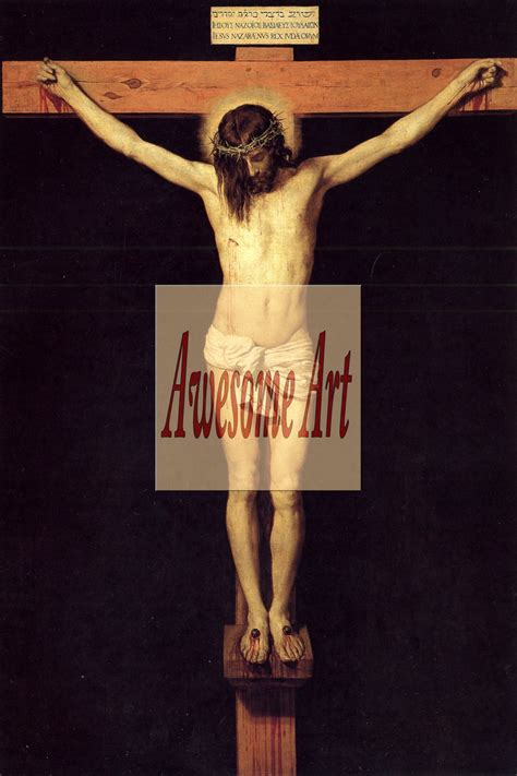 velazquez christ on the cross crucified christ by velasquez