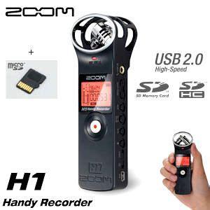 Paket Zoom H1 Handy Recorder Dan Aph 1 Accessory zoom h1 handy recorder genadeloos precieze stereovoicerecorder dagelijkse koopjes en