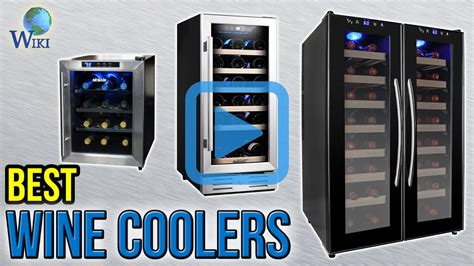 best wine coolers top 10 wine coolers of 2017 review