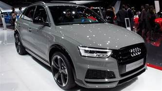 Audi Q3 Pictures Audi Q3 2 0 Tdi Quattro 2017 In Detail Review Walkaround