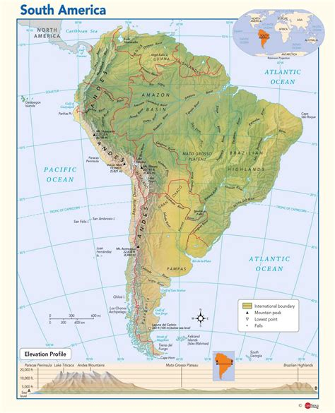 south america map in maps update 10001148 south america travel map places
