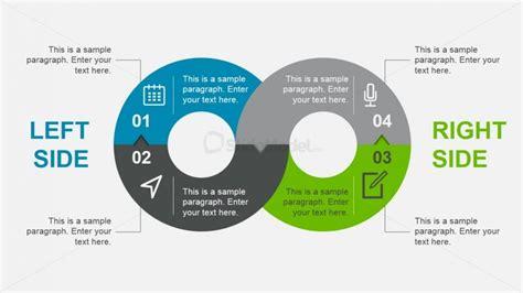 diagram design awesome business infinite loop diagram design slidemodel