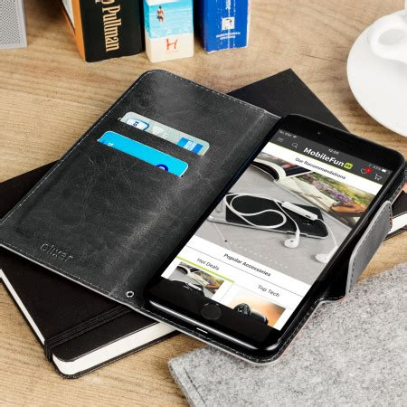 Sarung Universal 5inch olixar rotating 5 5 inch leather style universal phone black