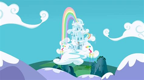 rainbow dash house image rainbow dash s house s3e7 png my little pony friendship is magic wiki