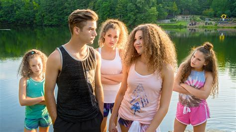what pretty young girlsand they all were there for a clean fun haschak sisters when a girl likes a boy youtube