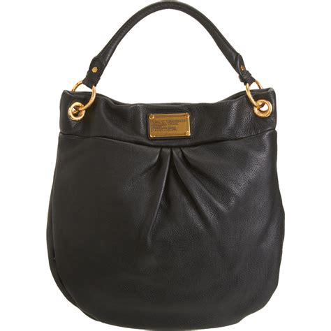 Marc By Marc lyst marc by marc classic q hillier tote in black