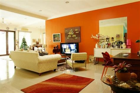 living room colors to brighten modern house paint walls paint ideas for orange wall design