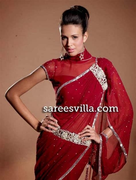 High Neck Blouse In by High Neck Saree Blouse Designs Sarees Villa